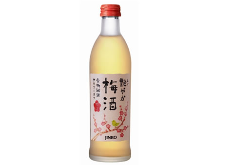 JINRO艶やか梅酒